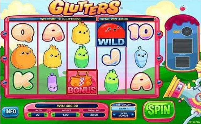 Have a Glance at Glutters Online Slots Overview
