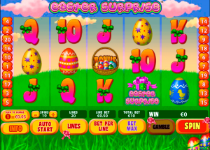 Cheery Easter Surprise Online Slot Celebrates Chocolate