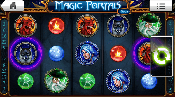 NetEnt Magic Portals Touch Slot for Mobile in Review